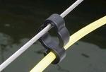 Csatlakozó kábel rögzítő (6db)