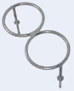 Pohártartó 2-es rm gyűrű