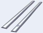 Profil rm 20mm-es, 3,1m/szál