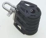 Csiga 10mm tripla műa/rm