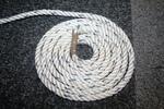 Kötél 8as Kiköt/Horg.fehér/kék