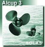 Prop.Alcup 3 komplett