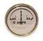 Ampermérő 60-0-60 A