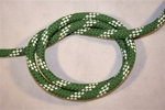 Kötél 12es schott zöld/fehér
