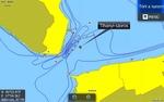 Balaton térkép, Lowrance Elite