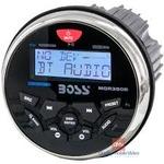 Rádió/MP3 Boss műszerfalba