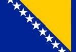 Zászló Bosznia-Hercegov. 20x30