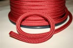 Kötél 12es fall piros