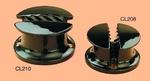 Clam 6-10mm kikötőbakban műa