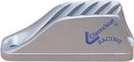 Clam 10-16mm alu ezüst Racing