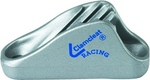 Clam 2-5mm alumínium ezüst