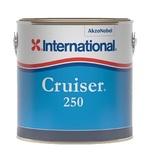 Cruiser 250 2,5l vörös