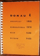 Térkép Donau Band4 Bp_Bezdan