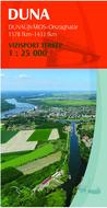 Térkép Duna turista IV.