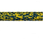 Kötél 4es DYN sárga/skék