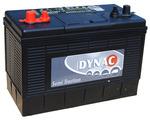 Akkumulátor 102Ah savas Dynac