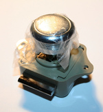 Bútorgomb nyomó kr.réz 16mm