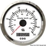 Sebességmérő+üzemóra 45cs/65km