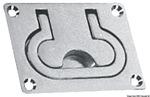Padlónyitó, szögletes,75x55 mm
