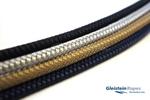 Kötél 10es schott kék/fekete