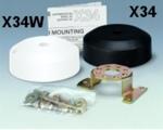 Kormányagy szerelőkészlet X34W