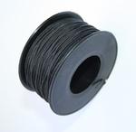 Kötél 1,5es 30m waxolt, fekete