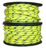 Kötél 3,5es 5m f.sárga/lila