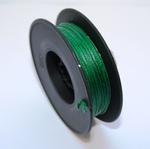 Kötél 1es 40m waxolt,zöld