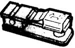 Kábelvég C2-C7-C8hoz L25