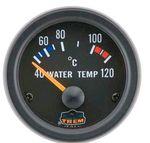 Vízhőfokmérő 40-120°C, 6/32V
