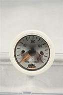 Olajhőfokmérő, 12V-os,50-150°C