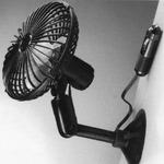 Ventillátor 12V 1 sebesség