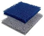 Szőnyeg PVC 120cm sz. kék