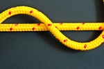 Kötél 8as általános piros/sárg