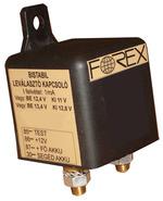Akkuleválasztó kapcsoló 12,8V