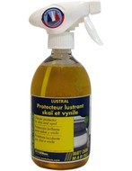 Műbőrápoló spray 500ml Lustral