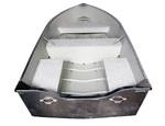 Csónak alumínium ME-400 UVV