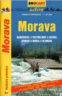 Térkép Morava folyó