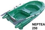 Csónak Armor Neptea 250 zöld