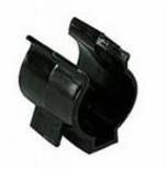 Csáklyatartó 32 mm fekete
