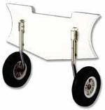 Gcs kerék 150kg felhajtható