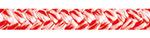 Kötél 10es fall piros/fehér