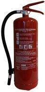 Tűzoltókészülék 6kg poroltó