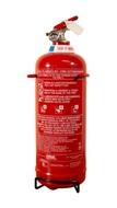 Tűzoltókészülék 2 kg poroltó