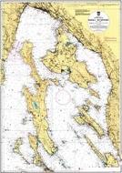 Térkép horvát, Rijeka-Kvarner