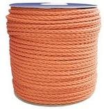 Úszó kötél 6mm narancssárga PP