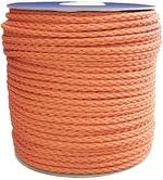 Úszó kötél 8mm narancssárga PP