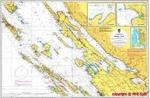 Térkép horvát, Silba - Pag
