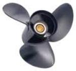 Propeller Amita 3lev. 8,5x7