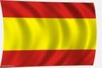 Zászló spanyol 40x60 cm